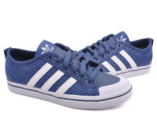 Adidas Honey Stripes Low Womens Croc Casual Trainers Fashion Lace Up Shoes UK4.5