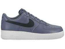 NEW MENS NIKE AIR FORCE 1 LOW BASKETBALL SHOES TRAINERS LIGHT CARBON / BLACK