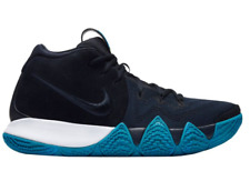NIKE MENS KYRIE 4 DARK OBSIDIAN BLACK BASKETBALL SHOES **FREE POST AUSTRALIA
