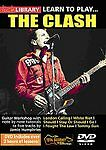 Lick Library: Learn To Play The Clash. Guitar DVD (Region 0)
