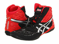 New! Mens Asics Split Second 9 Wrestling Shoes Sneakers - limited sizes - Red