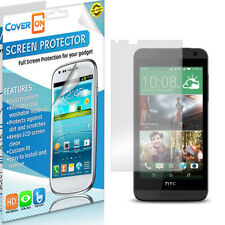 New HD Clear LCD Screen Protector Cover for HTC Desire 610