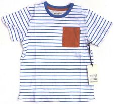 Boy's Billabong Border Stripe Pocket Tee / T Shirt. Size 4. NWT, RRP $29.99.