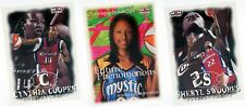 1999 Hoops WNBA Base Set Singles Women's Basketball Trading Sports Cards Fleer