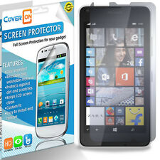 Clear Screen Protector for Microsoft Lumia 640  Invisible Phone LCD Cover Guard