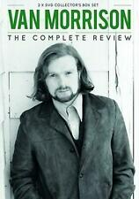 Van Morrison: The Complete Review - DVD Region 2 Free Shipping!
