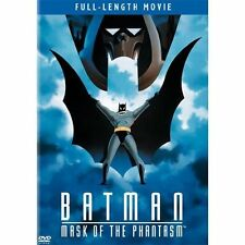 Batman - Mask of the Phantasm (DVD, 2005) OOP