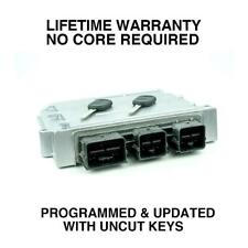 Engine Computer Programmed with Keys 2007 Ford Focus 7S4A-12A650-UA GXU0 2.0L