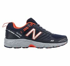 New! Mens New Balance 573 v3 Trail Running Sneakers Shoes - Wide 4E navy