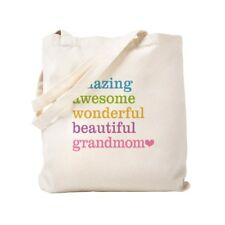 CafePress - Grandmom - Amazing Awesome - Tote Bag