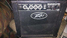 Peavey Backstage 26 watt Guitar Amp with patch cord