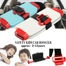 Portable Safety Baby Child Car Seat Kid Convertible Booster Chair Fit 3-12 Years