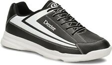 Mens Dexter JACK II New Lightweight Bowling Shoes Color Black/White Sizes 6 - 15