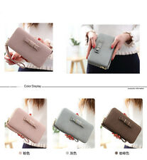 Handbag Purse Strap Wallet Pouch Universal Cell Phone Crossbody Bag Leather Case