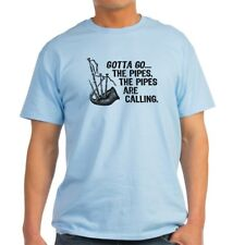 CafePress - Funny Bagpipes - 100% Cotton T-Shirt