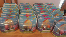 PEPPA PIG TWIN FIGURE PACKS - CHOOSE FROM THE LIST - NEW
