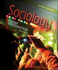 Sociology A Brief Introduction by Richard Schaefer 10TH EDITION