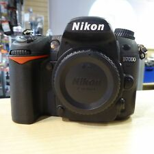 Used Nikon D7000 DSLR Body (3952 actuations) - 1 YEAR GTEE