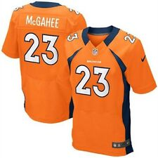 Willis McGahee Denver Broncos Nike NFL Replica Jersey NWT Miami Hurricanes The U