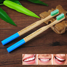 1pc big belly soft toothbrush bamboo charcoal nano brush oral care tooth brush O