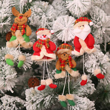 Christmas tree ornaments decoration xmas hanging home party decor holiday gift H