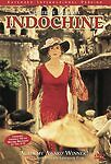 Indochine (DVD, 2000, Subtitled French and Spanish Closed Caption) With Insert