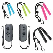 1 Pair For Nintendo Switch Side Neon Joy Con Controller Wrist Strap Hand Rope