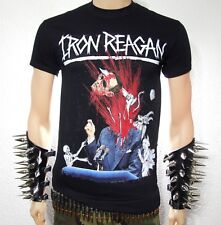 IRON REAGAN ( THE TYRANNY OF WILL ) BAND OFFICIAL  T-SHIRT