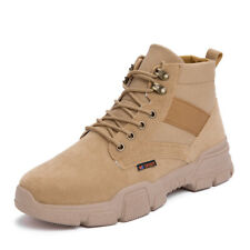Mens Outdoor Sneakers Martin boots Sport Athletic High Top Fashion Casual Shoes