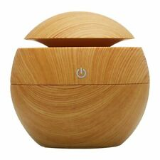 USB Aroma Humidifier ESSential Oil Diffuser Ultrasonic Cool Mist Humidifier Air