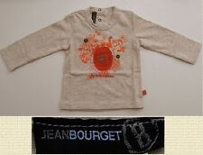 Jean Bourget long sleeve shirt My Secret Garden authentic brand new with tags