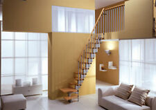 The Gamia Mini Plus Space Saver Staircase by Misterstep