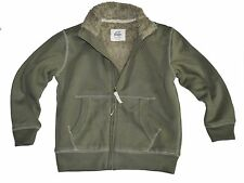 Mini Boden Shaggy Lined Zip Through  2-14 Offered BNWOT