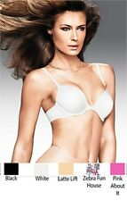 New Maidenform #9729 Custom Lift Tailored T-Shirt Bra