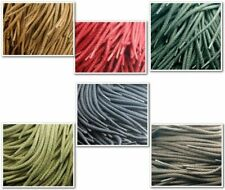 Cord Round Waxed 5mm Laces Shoes Boots Hiking-Boots