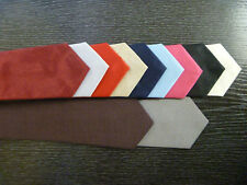 Formal Boys & Baby Boy Satin Ties for Suits, Tux and Shirts Sizes 000-16
