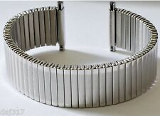 20mm Extra Long & Extra Extra Long Stainless Steel Expanding Watch Bracelet.EEX2