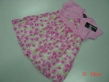 NWT Toddler Girls Dress Easter Wedding Pink Jacket Fancy George NEW 24 Months