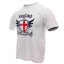 England Adults Football T-Shirts rrp £20 - All Sizes