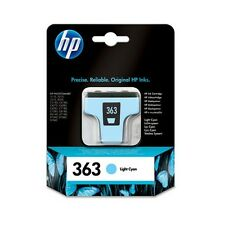 Genuine HP 363 Light Cyan Ink Cartridge C8774EE for Printers inc C6288 & more
