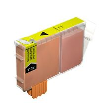 Compatible BCI-6Y Yellow Ink Cartridge for Printers inc Canon BJC-3000 & more