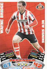 Match Attax Extra 11/12 Sunderland Swansea Cards Pick Your Own From List