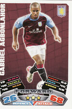 Match Attax 11/12 Aston Villa Cards Pick Your Own From List
