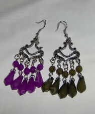 Vintage Victorian Fashion Earrings - ***Assorted Colors***