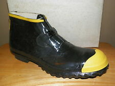 NIB Mens Ranger Rubber Steel Toe Waterproof Boots Szs 7-13  USA MADE  #1142