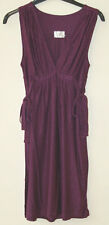 Purple French Connection Summer Sun Dress XS 6-8 S 8-10. NEW Holiday Beach