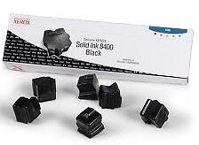 Genuine Xerox 108R00608 - 6 Black Solid Ink Sticks for Printers