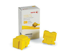 Genuine Xerox 108R00933 - 2 Yellow Solid Ink Sticks for Printers