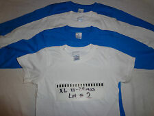New Lot of Baby Boy's Old Navy Shirts Short  Sleeve Sz 3/6 mo to 4T Navy White
