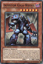 Yu-Gi-Oh! Order Of Chaos ORCS-EN Cards Pick From List 1st Edition 001 To 062